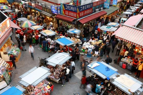 Namdaemun còn được biết đến như một địa điểm du lịch, nổi tiếng