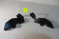 Rückseite: UM Schmuck Rostfreier Stahl Puzzle Paare Halskette fur Sie und Ihn Tai Chi Yin Yang Teilt Anhanger