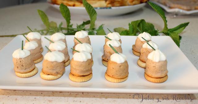 6 aperitivos f ciles cocina for Platos faciles para sorprender