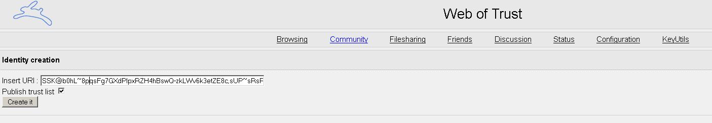 Www Freenet Community De