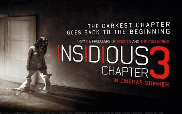 insidious chapter 3, insidious, insidious chapter 3 trailer, insidious chapter 3 trailer español, insidious chapter 3 español, insidious chapter 3 sinopsis, película de miedo, terror