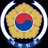 Logo Gambar Lambang Simbol Negara Korea Selatan PNG JPG ukuran 100 px