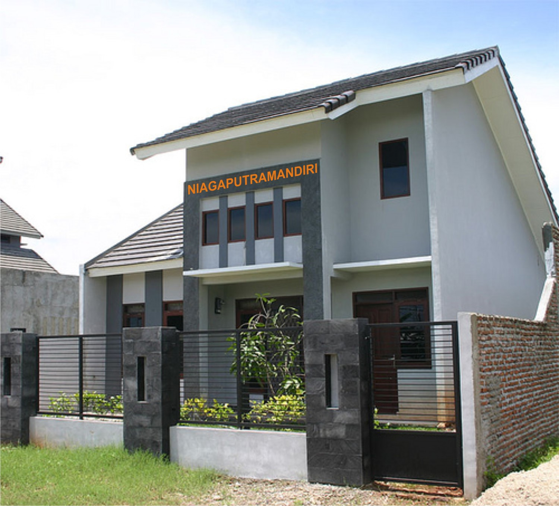 8600 Koleksi Gambar Desain Rumah Btn Terbaik