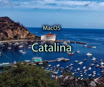MacOS Catalina is currently available