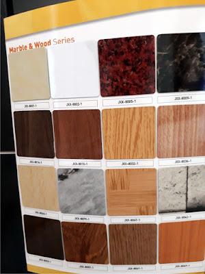 acp goodsense kayu dan marble