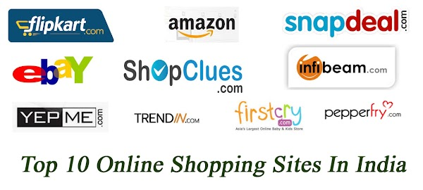 What are the top online shopping sites?(Top 10 Best Online Shopping Sites In India In Hindi)