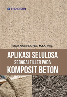 aplikasi selulosa komposit beton