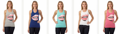 Camisetas de tirantes de colores modelo Tepalle