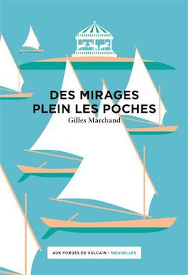 couverture du recueil Des mirages plein les poches