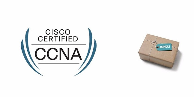 Cisco CCNA Certification Training Bundle