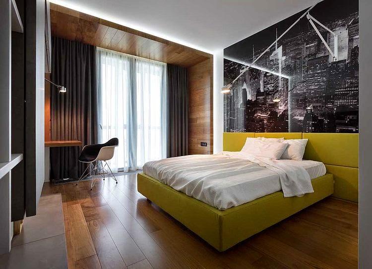 detalle dormitorio masculino