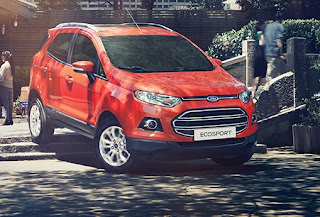 Spesifikasi Mobil Ford Ecosport