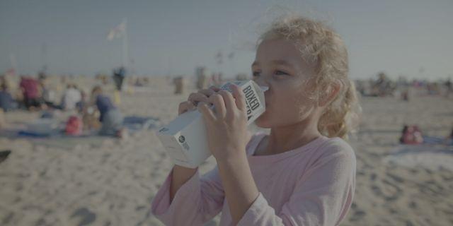 """La leche líquida, y en """"cajita"""""""