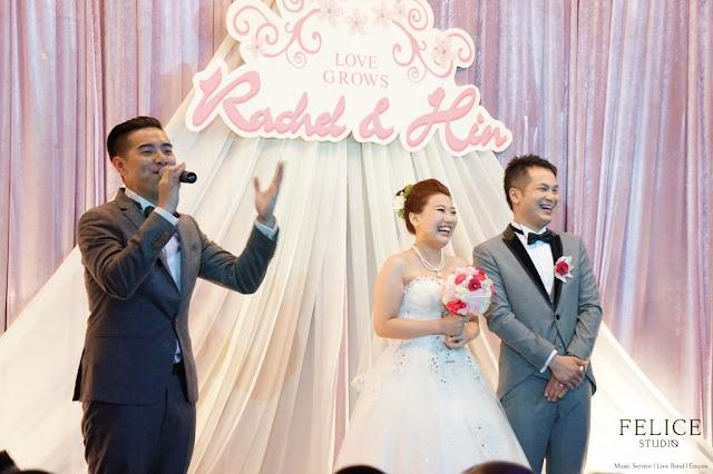 Cách chọn Mc cho đám cưới của bạn