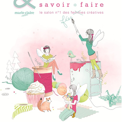 The Marie Claire Paris Craft Show 2013