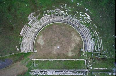 """Μεγαλόπολη:  Άναψε """"πράσινο φως"""" για να ξεκινήσουν πάλι τα έργα στο αρχαίο θέατρο"""