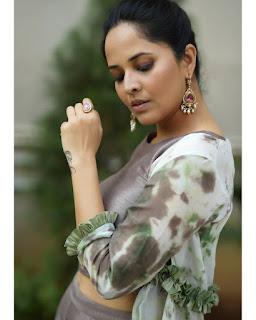 Anchor Anasuya Bharadwaj Latest Photoshoot Gallery