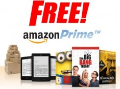 Amazon Loot:- Amazon Prime Subscription Absolutely FREE for One Year