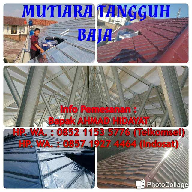Agen Distributor Baja Ringan Kota Tangerang dan Sekitarnya
