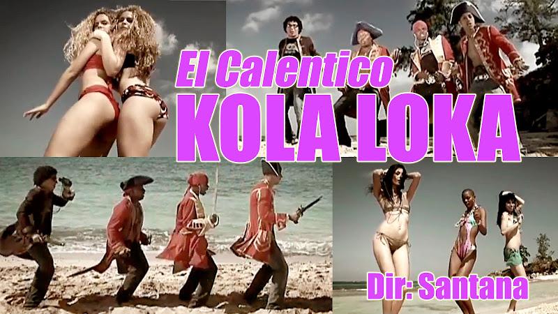 Kola LoKa - ¨El Calentico¨ - Videoclip - Dirección: Santana. Portal del Vídeo Clip Cubano