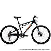 Sepeda Gunung Remaja Polygon Rayz 24 Inci
