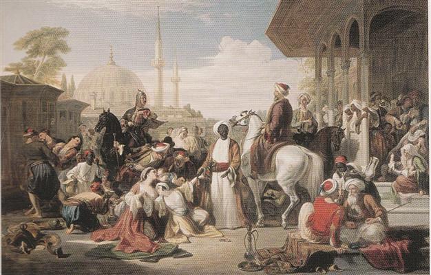 sistem-ekonomi-kesultanan-utsmaniyah