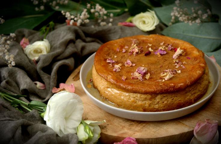 Melopita-pastel-de-queso-y-miel-griego