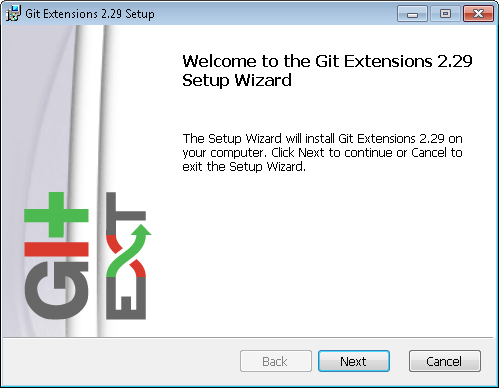 Igor Zelmanovich's Blog: Setting up Git, Git Extensions and