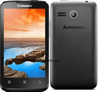 Harga HP Lenovo Android Dibawah 1 Jutaan - Lenovo A316i