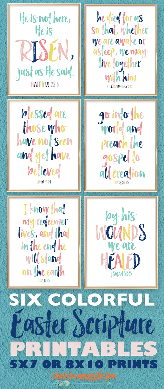 Bible Scripture Printables