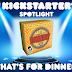 Kickstarter Spotlight: What's for Dinner?