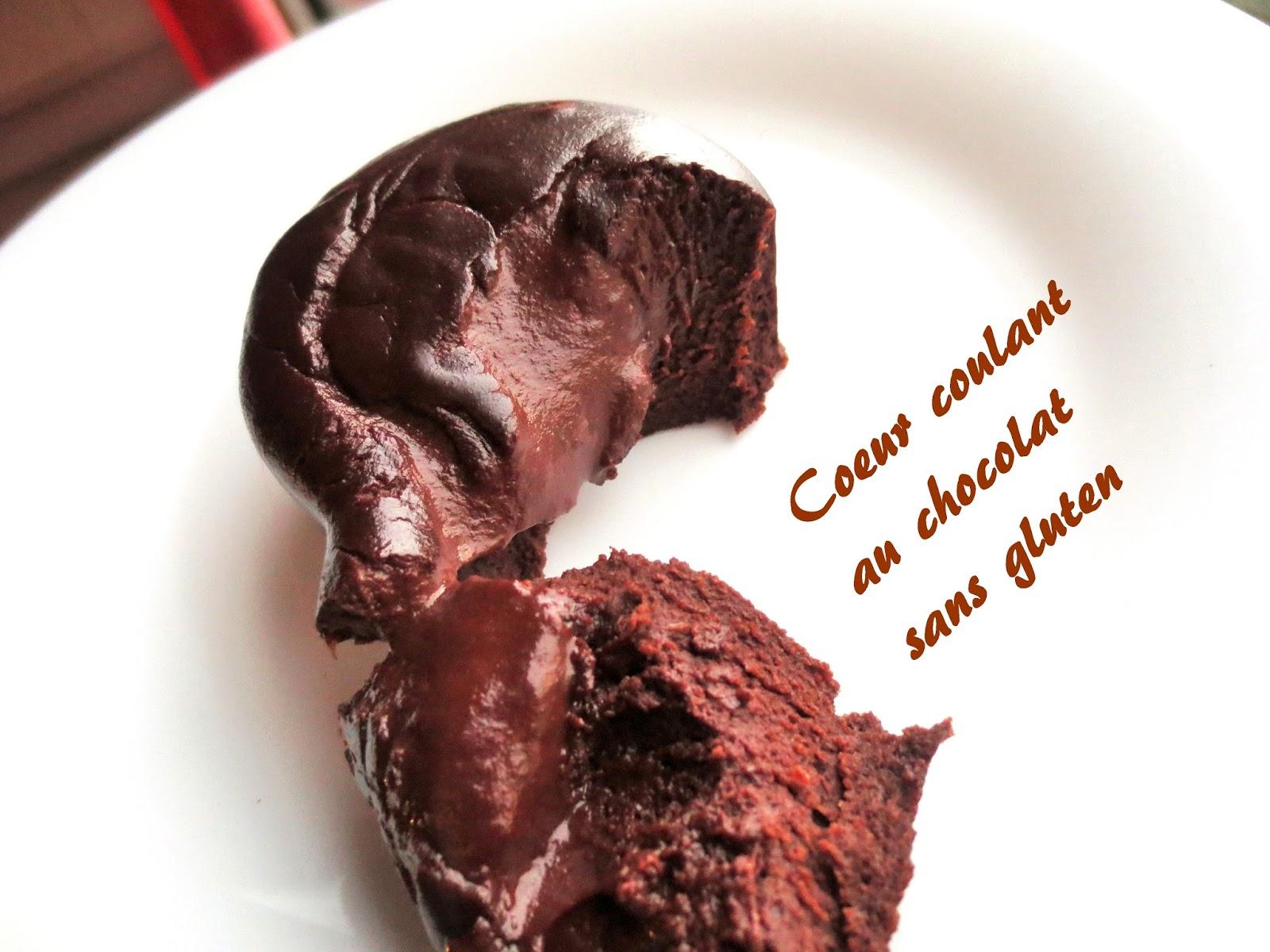 je miamuse bien et vous coulant au chocolat sans gluten. Black Bedroom Furniture Sets. Home Design Ideas
