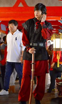 Foto Lee Min Ho Faith the Great Doctor