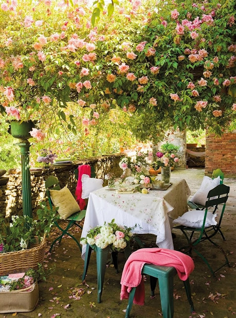 Ideas For Decorating Gardens 5