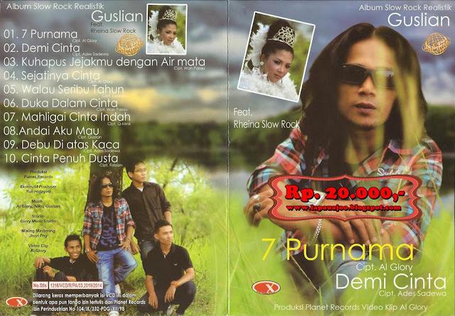 Guslian - 7 Purnama (Album Slowrock Realistik)