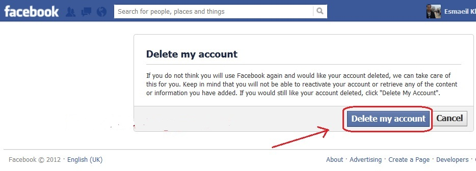 How Deactivate My Facebook Account Mobile