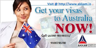 Australia visa consultants in Hyderabad