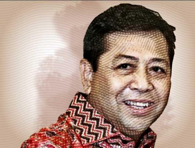 BREAKING NEWS: Tak Lagi Jadi Tersangka, Papa Novanto Segera Pulih