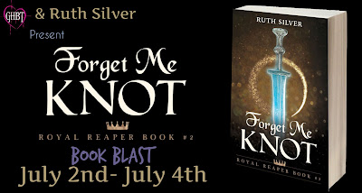 Book Blast! Forget Me Knot by Ruth Silver