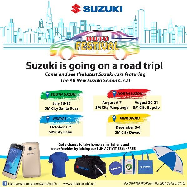 Suzuki Auto Festival