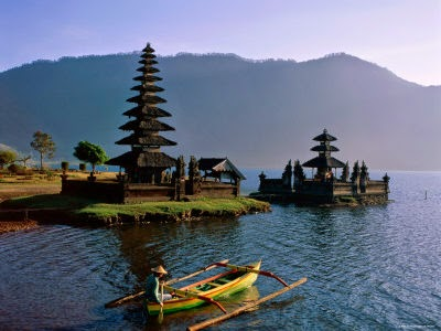 Sejarah Tempat Wisata Danau Beratan Bedugul Pulau Baliku