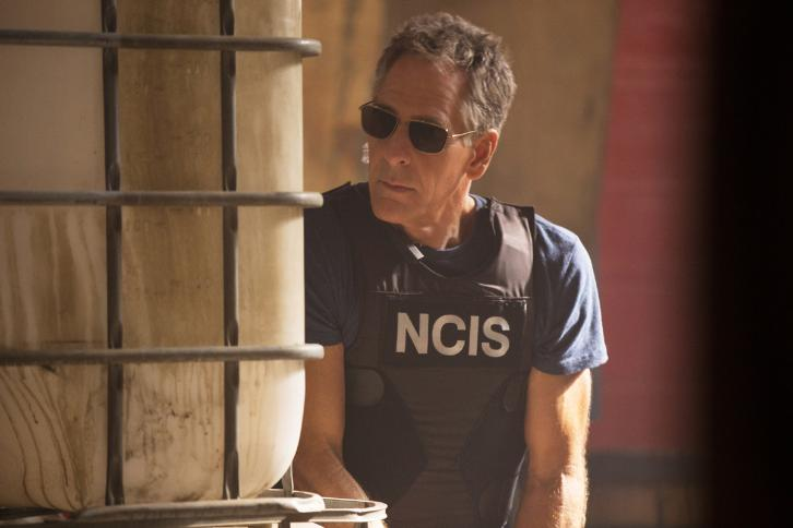 NCIS: New Orleans - Episode 3.18 - Slay the Dragon - Promotional Photos & Press Release