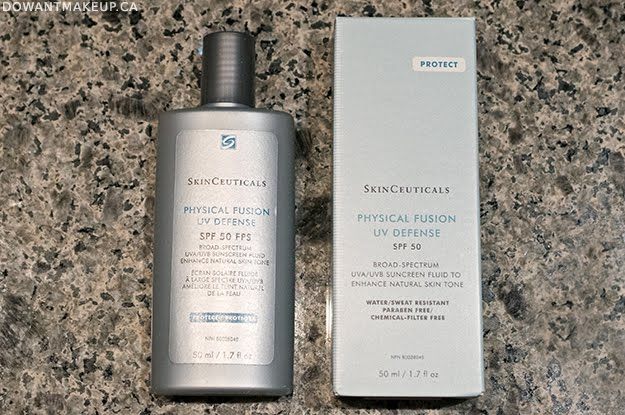 SkinCeuticals Physical Fusion UV Defense review