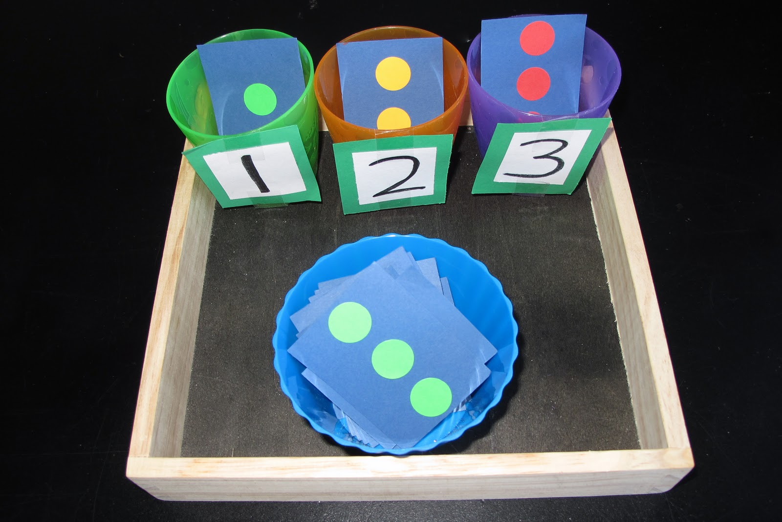Peaceful Parenting The Importance Of Sorting Activities Why Amp How Montessori Amp Traditional
