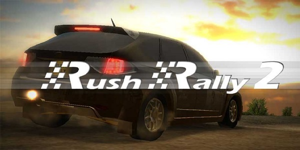 Download Rush Rally 2 Mod Apk