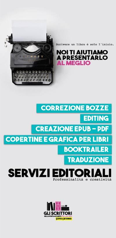 Servizi Editoriali - Gli scrittori della porta accanto