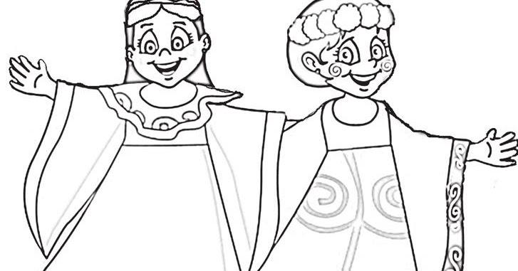 Imagenes Animadas Para Colorear: El Rincon De La Maestra: Dibujos Wayuu