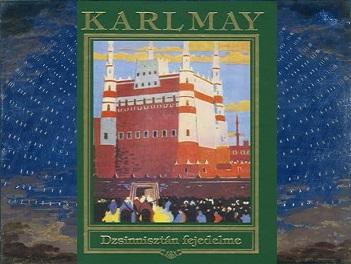 Karl May Dzsinnisztán fejedelme könyv