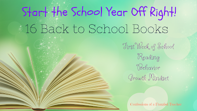 16 Back to School Books