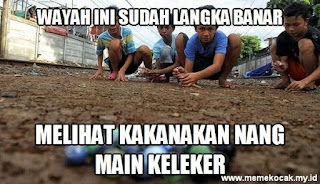 124 Meme Lucu Dan DP BBM Dengan Bahasa Banjar
